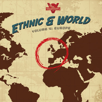 Valentino - Ethnic and World, Vol. 4: Europe