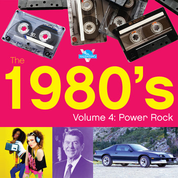 Valentino - 1980s, Vol. 4: Power Rock
