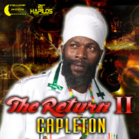 Capleton - The Return II - Single