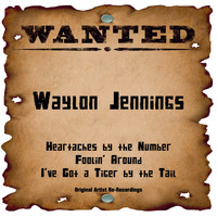 Waylon Jennings - Wanted (Rerecordings)