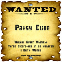 Patsy Cline - Wanted (Rerecordings)