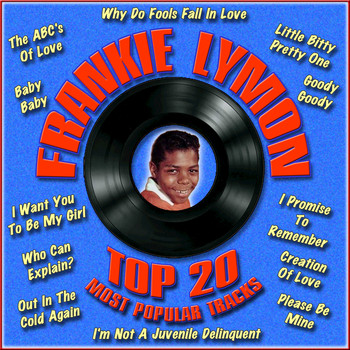 Frankie Lymon & The Teenagers - Top 20 Most Popular Tracks