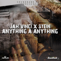 Jah Vinci - Anything a Anything - Single