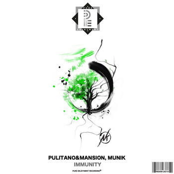 PULITANO&MANSION, MUNIK - IMMUNITY