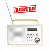 Busted - Radio