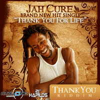 Jah Cure - Thank You for Life - Single