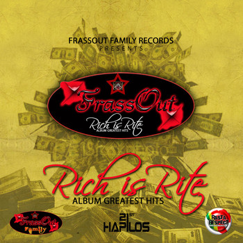 "Various Artists - Frassout Family Presents: Rich Is Rite ""Greatest Hits"" (Explicit)"