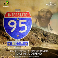 Capleton - Dat Mi a Defend - Single