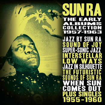 Sun Ra - The Early Albums Collection 1957-1963 [Disc 4]