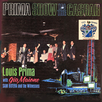 Louis Prima - Prima Show in the Casbah
