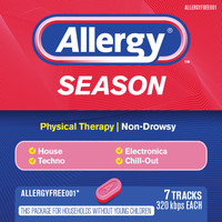 Physical Therapy - Non-Drowsy