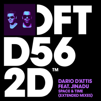 Dario D'Attis - Space & Time (feat. Jinadu) (Extended Mixes)