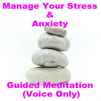 Christian Thomas - Manage Your Stress & Anxiety Guided Meditation (Voice Only)