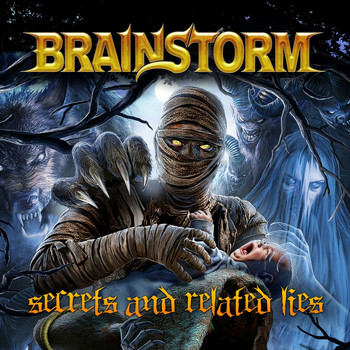 Brainstorm - Secrets and Related Lies