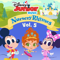 Genevieve Goings - Disney Junior Music: Nursery Rhymes Vol. 5