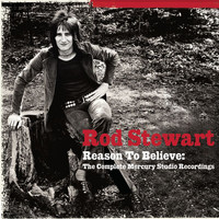 Rod Stewart - Reason To Believe: The Complete Mercury Recordings
