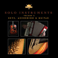 Valentino - Solo Instruments, Vol. 2: Keys, Accordion, and Guitar