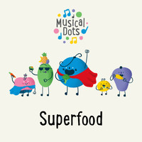 Musical Dots - Superfood (Fruit and Vegetables)