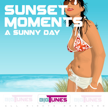 Sunset Moments - A Sunny Day