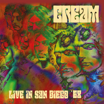 Cream - Live In San Diego '68