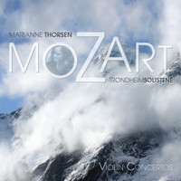 Marianne Thorsen - MOZART Violin Concerto in A major KV 219, I. Allegro aperto