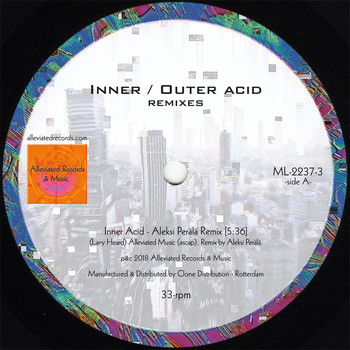 Mr. Fingers - Inner / Outer Acid (Aleksi Perälä Remixes)