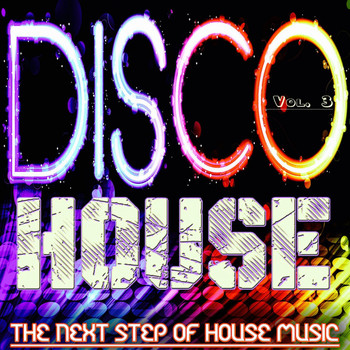 Various Artists - Disco House,Vol.3 (The Next Step of House Music)