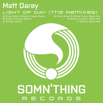 Matt Darey - Light of Day (The Remixes)