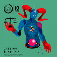 CASSIMM - The Music - EP