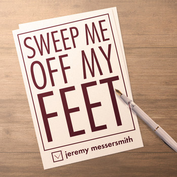 Jeremy Messersmith - Sweep Me Off My Feet