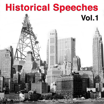 Various Artists - Historical Speeches, Vol. 1