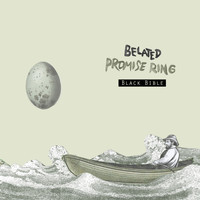 Belated Promise Ring - Black Bible
