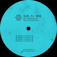 HD Substance - Beats & Pieces EP