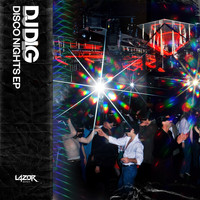 DJ DLG - Disco Nights EP
