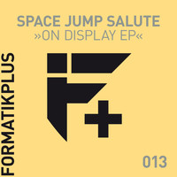 Space Jump Salute - On Display