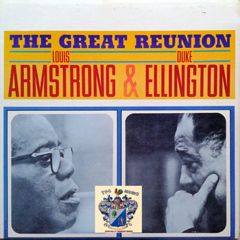 Louis Armstrong and Duke Ellington - The Great Reunion