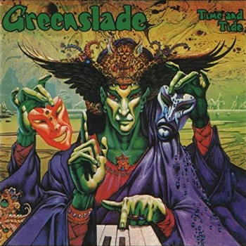 Greenslade - Time and Tide (Remastered & Expanded)