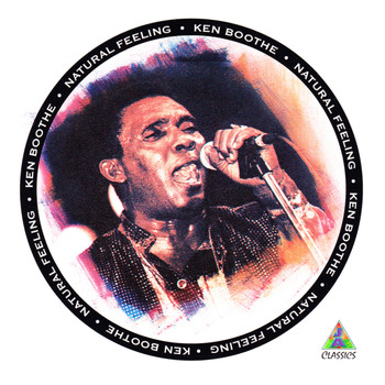 Ken Boothe - Natural Feeling