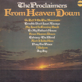 The Proclaimers - From Heaven Down