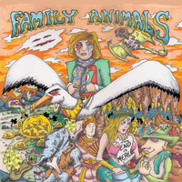 Family Animals - The End Is Mere