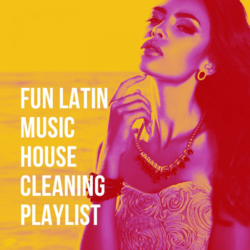 Reggaeton Band, La Banda Del Merengue, Grupo Latino - Fun Latin Music House Cleaning Playlist