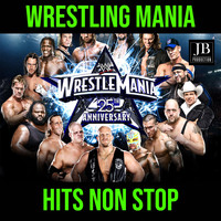 Silver - Wrestling Mania Medley : Batista / Jump / We Are the Champion / Eyes Without a Face / Light My Fire / Living on a Prayer / The Look / Smoke on the Water / I Want It All / Hold the Line / Shine on You Crazy Diamond / Space Oddity / Whole Lotta Love / The P