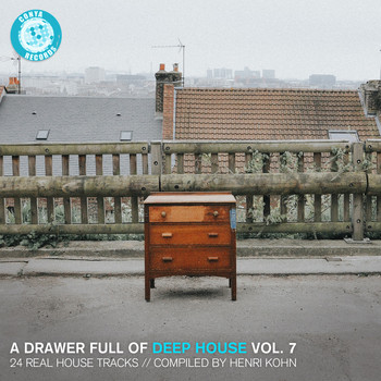 Henri Kohn - A Drawer Full of Deep House, Vol. 7 (24 Real House Tracks compiled by Henri Kohn)
