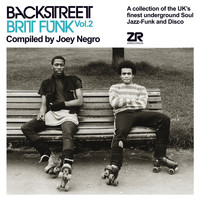 Joey Negro - Backstreet Brit Funk Vol.2 compiled by Joey Negro