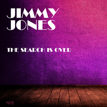 Jimmy Jones - The Search Is Over