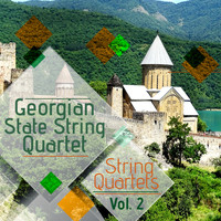 Georgian State String Quartet - String Quartets, Vol. 2