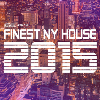 Various Artists - Finest NY House 2015