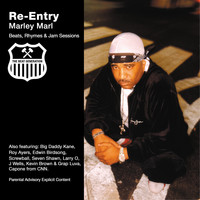 Marley Marl - Re-Entry (Explicit)