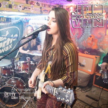 Ally Venable Band - Jam In The Van - Ally Venable Band (Live Session)