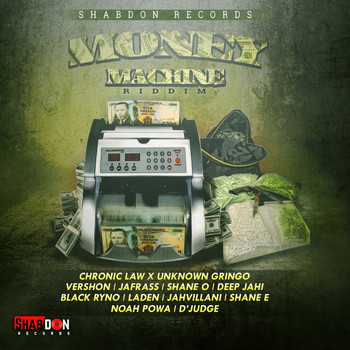 Various Artists - Money Machine Riddim